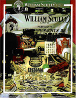 Highlight for Album: William Scully Ltd. (Montreal) Brochures: Regalia, Uniform Cap, Medal Mounting, and Rail.