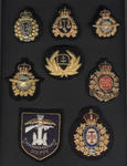 Embroidered Badges (3)