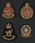 Ontario Regiment & SQ Badges