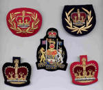 Embroidered Rank Insignia (2)