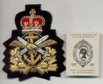 Canadian Three Forces Badge