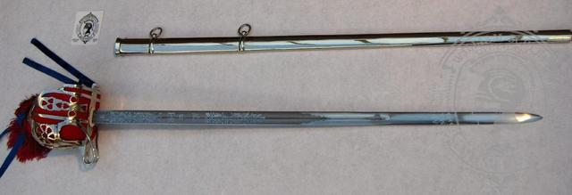 Highland Officer's Broadsword / Claymore II