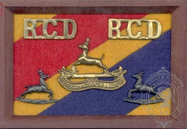1st Armoured Car Regiment Royal Canadian Dragoons