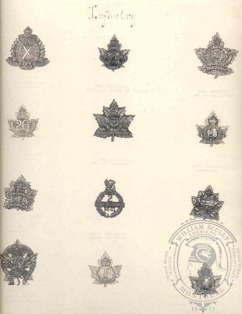 Canadian Expeditionary Force Badges 7