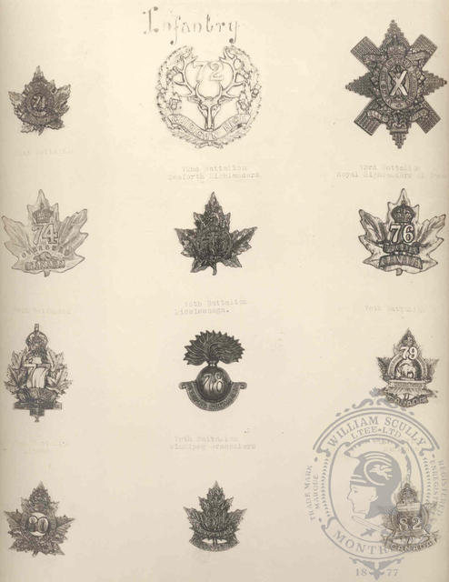 Canadian Expeditionary Force Badges 11