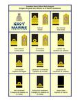Canadian Naval Officer Rank Shoulder Boards