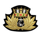 Navy League of Canada Embroidered Badge