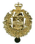 Lord Strathcona Horse Badge