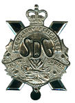 Stormont Dundas and Glengarry Badge