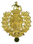 First Hussars Badge