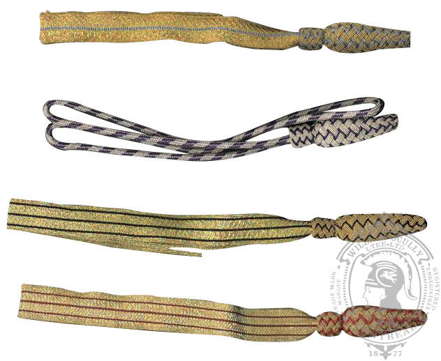 Assorted Sword Knots II