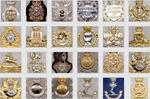 Cap Badges 1980-current