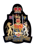 Chief Warrant Officer DEU Embroidered Rank