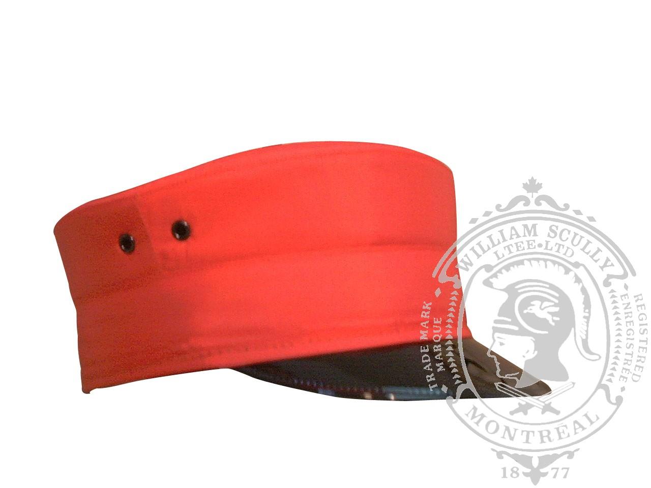 Red Porter Cap