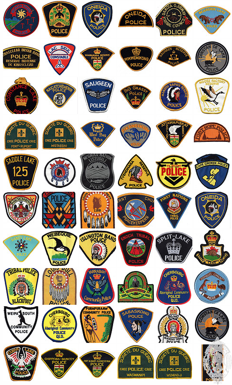 Custom Machine-Embroidered Crests