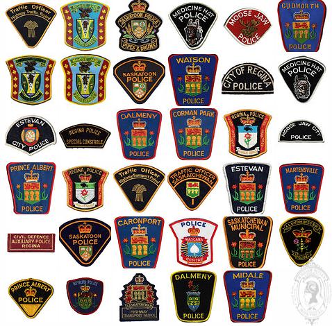 Saskatchewan Crests