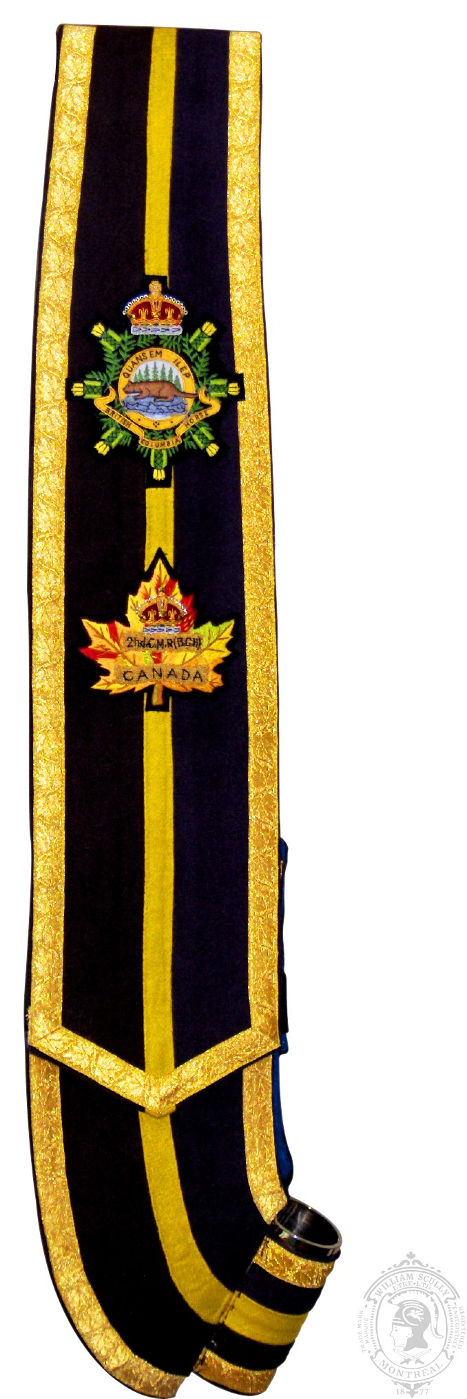 Colour Belt (obverse)