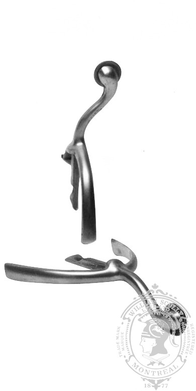 Swan-Neck Spurs (pr)