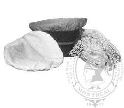4-3001 Waterproof Cap Cover Clear
