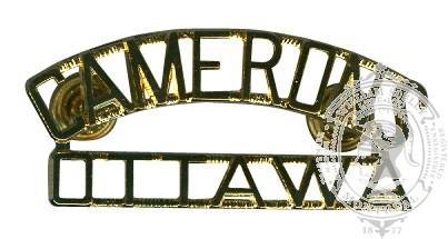 THE CAMERON HIGHLANDERS OF OTTAWA (DUKE OF EDINBURGH'S OWN) SHOULDER TITLES