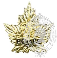 Maple Leaf 6-1054G w/ push pins (pair)