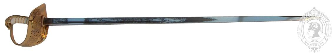 Air Force Officer's Sword (DND REGULATION)