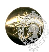 Canadian Corps of Commissionaires Button