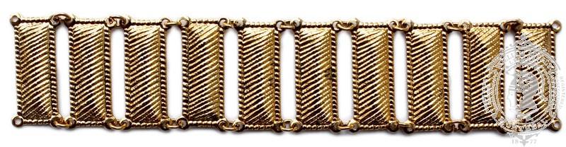 "Service Bars, 3/4"" sew-on (set of 10)"