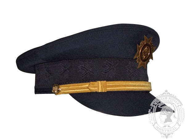 2-1000 Fire Chief CAFC Uniform Cap