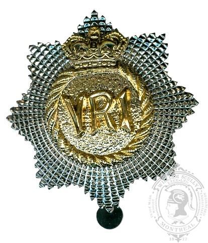 The Royal Canadian Regiment Cap Badge