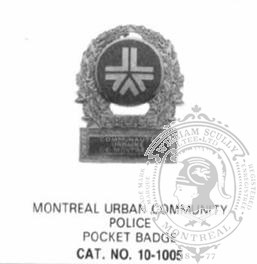 SPVM Badge