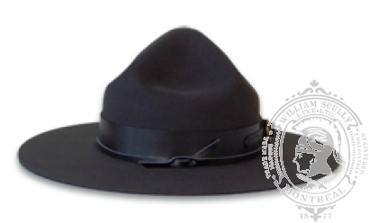 Traditional Wide Brimmed Felt Hat