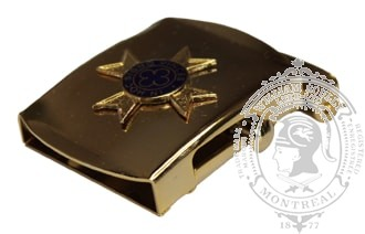 CHAPLAIN CORPS SLIDE BUCKLE