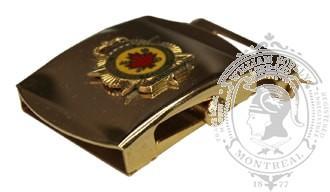 CORRECTIONAL SERVICE OF CANADA SLIDE BUCKLE
