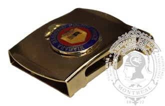 NIAGARA REGIONAL POLICE FORCE SLIDE BUCKLE