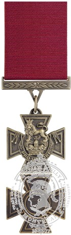 "Victoria Cross ""FOR VALOUR"""