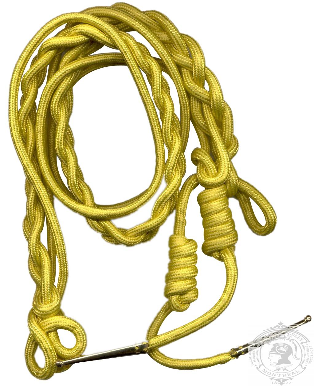 Gold Rayon Aiguillette