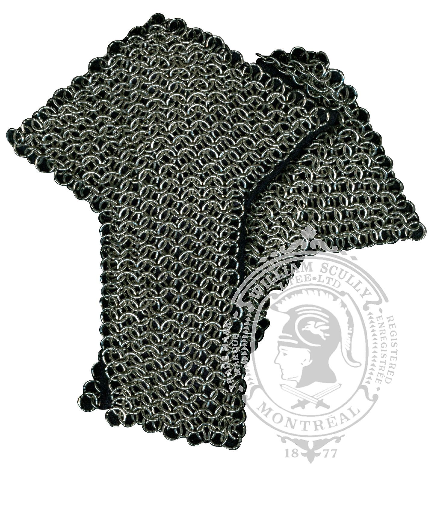 Shoulder Chain Mail