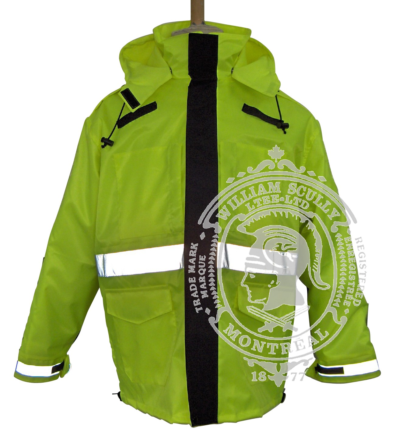 Custom High Visibility Garments