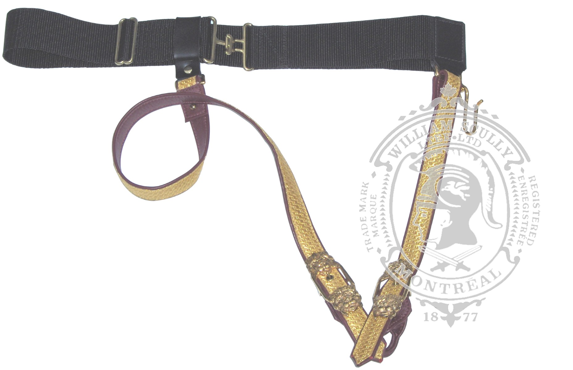 Patrol Sword Belt
