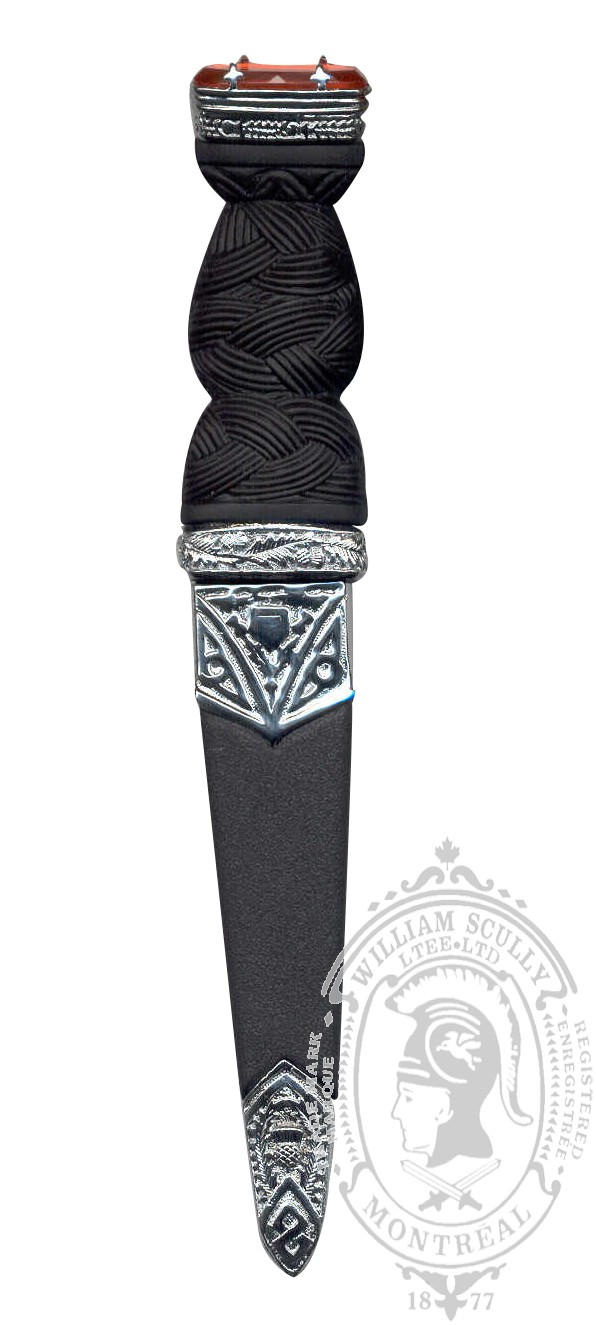 Sgian Dubh (Modern Sheffield) Knife
