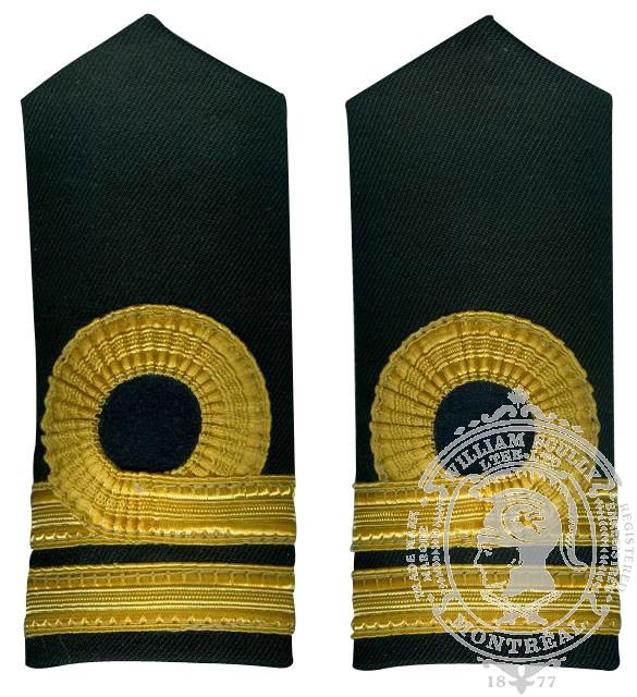 CF Naval Operation Lieutenant