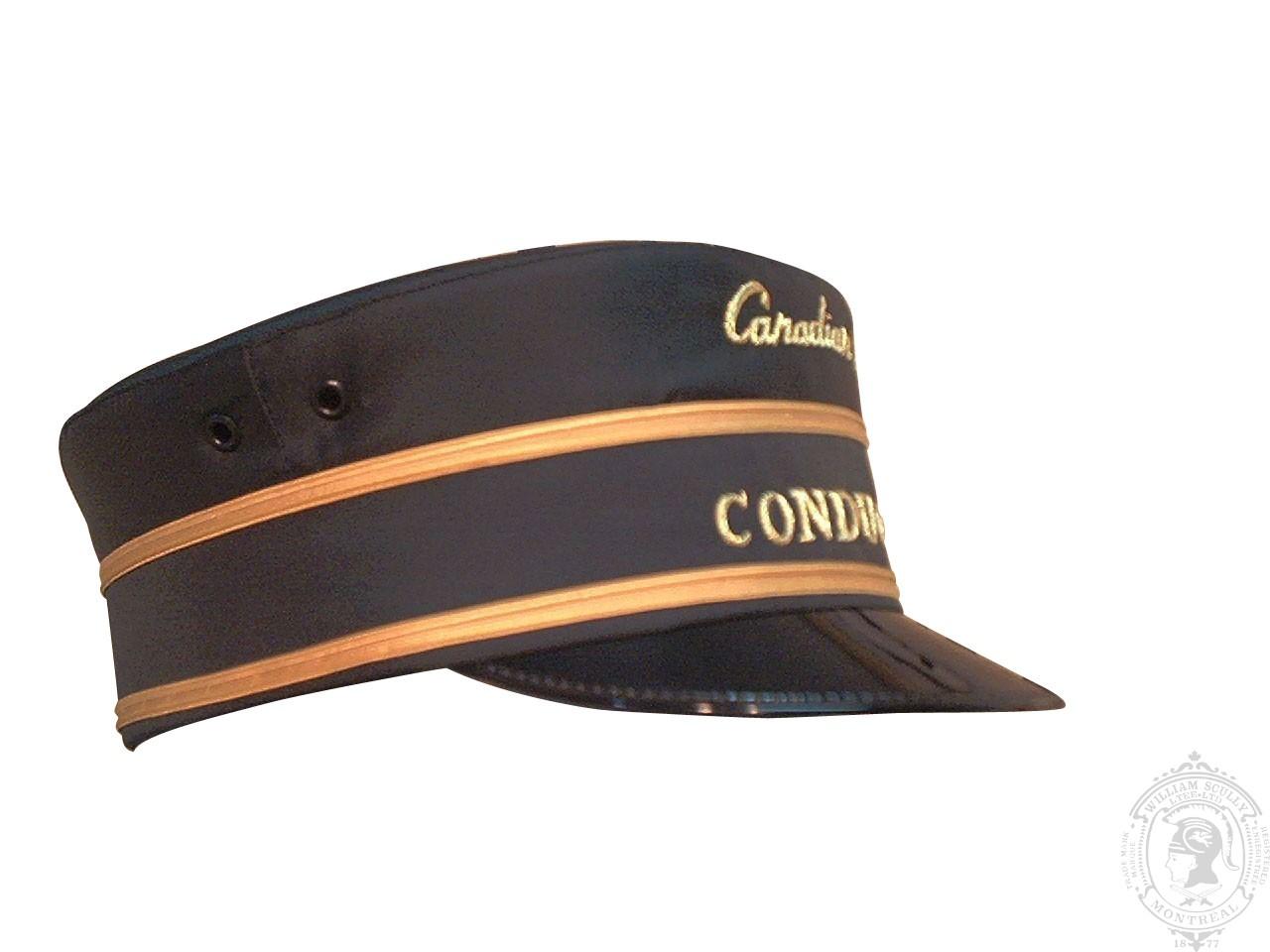 5 1006 Cp Rail Conductor Cap Peak Caps Caps And