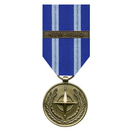 NATO - Non-Art 5 (NTM-IRAQ)