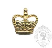 Miniature 6-1019A Rank Crown w/ eyelets (pair)
