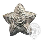 5-Pointed Star 6-1030S w/ screw post (pair)
