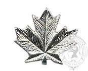 Maple Leaf 6-1022S w/ push pins (pair)