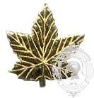 Maple Leaf 6-1032G w/ screw post (pair)