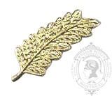 Oak Leaf 6-1033 w/ screw post (pair)