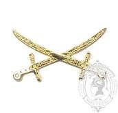 Crossed Swords, Infantry General Officer (pair)